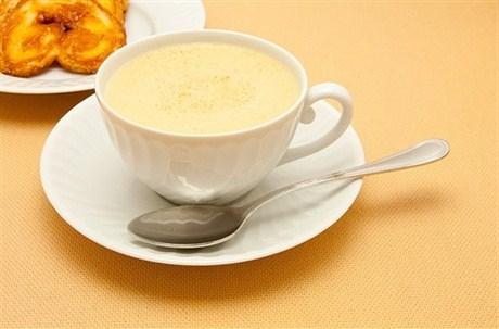чай латте без пряностей