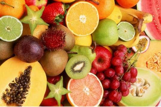 фрукты к к коньяку