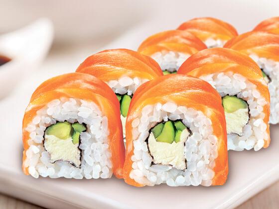 Круглосуточная доставка суши в адлере