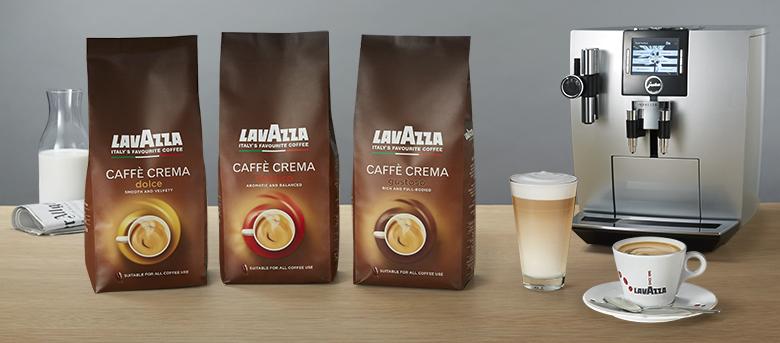 Кофе лавацца оригинал Италия от mia-kava.com.ua
